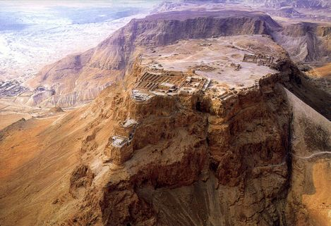 Dead Sea and Masada tour